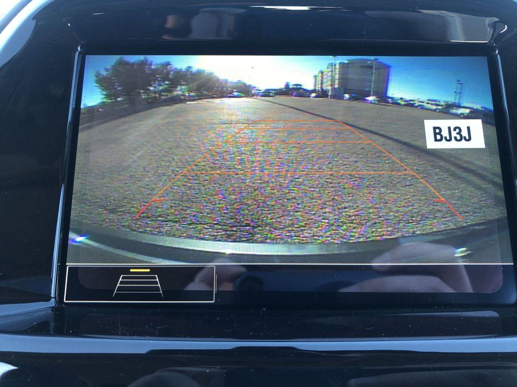 Gray[Nightfall Grey] 2021 Chevrolet Spark Backup Camera Closeup Photo in Edmonton AB