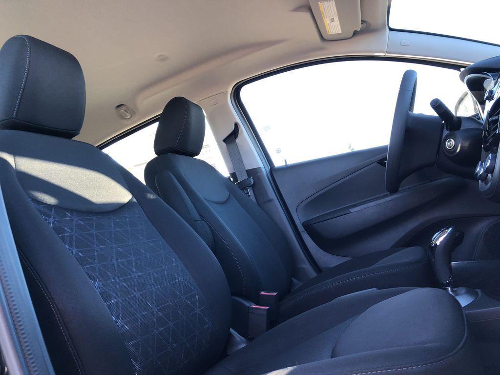 Gray[Nightfall Grey] 2021 Chevrolet Spark Right Side Front Seat  Photo in Edmonton AB