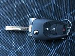 Gray[Nightfall Grey] 2021 Chevrolet Spark Key and Fob Photo in Edmonton AB