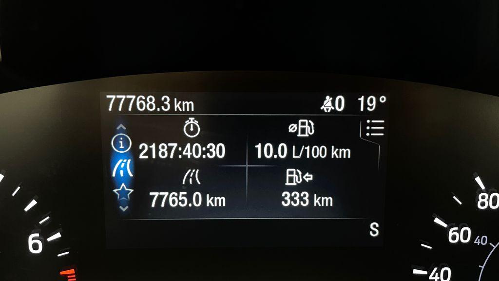 Blue[Blue Metallic] 2020 Ford Escape SE AWD - Apple CarPlay / Android Auto, Bluetooth Odometer Photo in Winnipeg MB