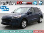 Blue[Blue Metallic] 2020 Ford Escape SE AWD - Apple CarPlay / Android Auto, Bluetooth Primary Photo in Winnipeg MB