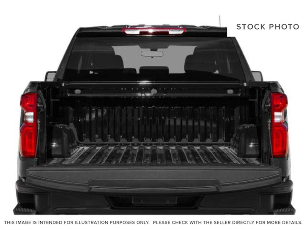 Gray[Shadow Grey Metallic] 2021 Chevrolet Silverado 1500 Trunk / Cargo Area Photo in Canmore AB