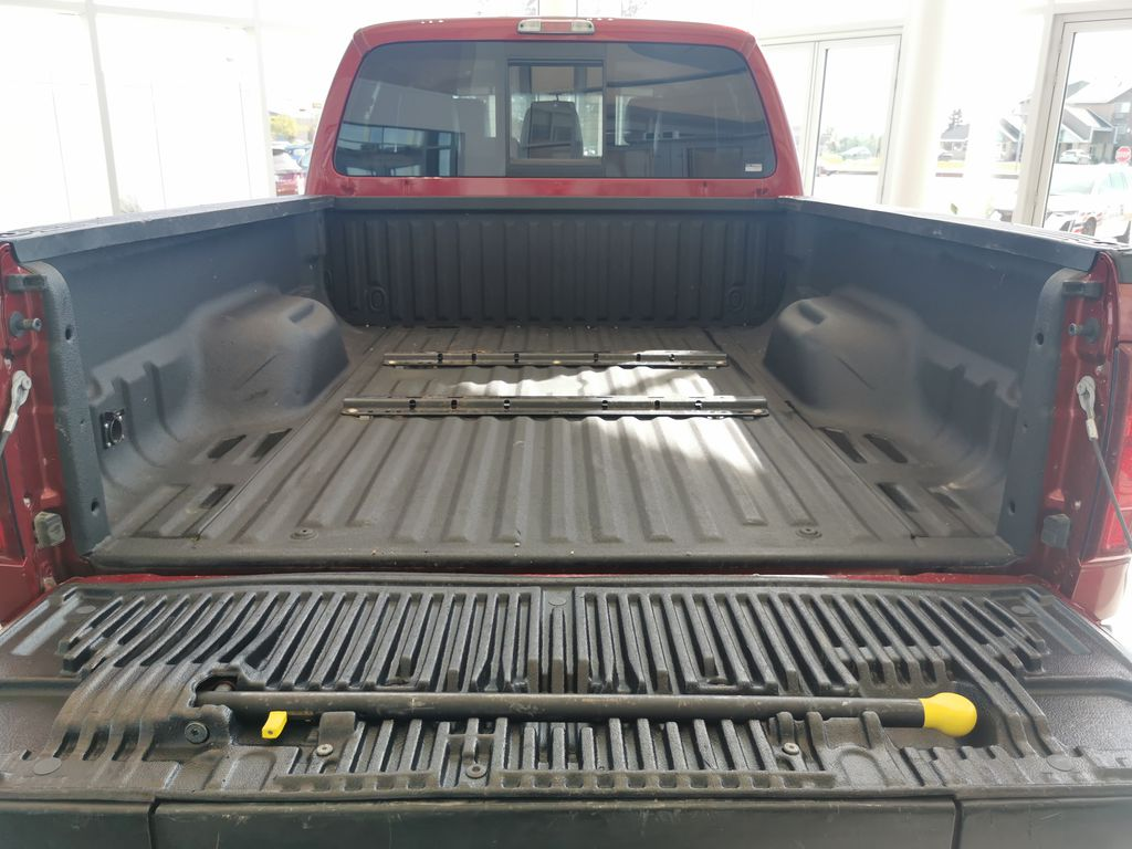Red[Race Red] 2016 Ford Super Duty F-350 SRW Trunk / Cargo Area Photo in Edmonton AB
