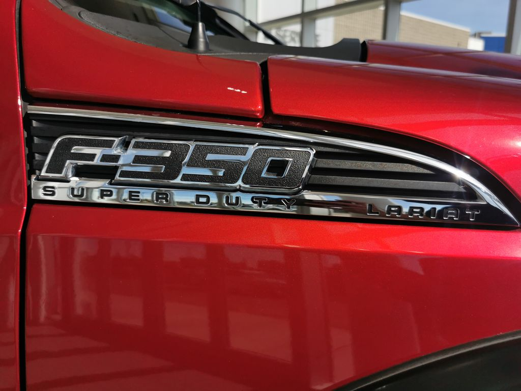 Red[Race Red] 2016 Ford Super Duty F-350 SRW Trim Specific Photo in Edmonton AB