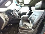 Red[Race Red] 2016 Ford Super Duty F-350 SRW Left Front Interior Photo in Edmonton AB