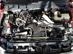 Red[Race Red] 2016 Ford Super Duty F-350 SRW Engine Compartment Photo in Edmonton AB