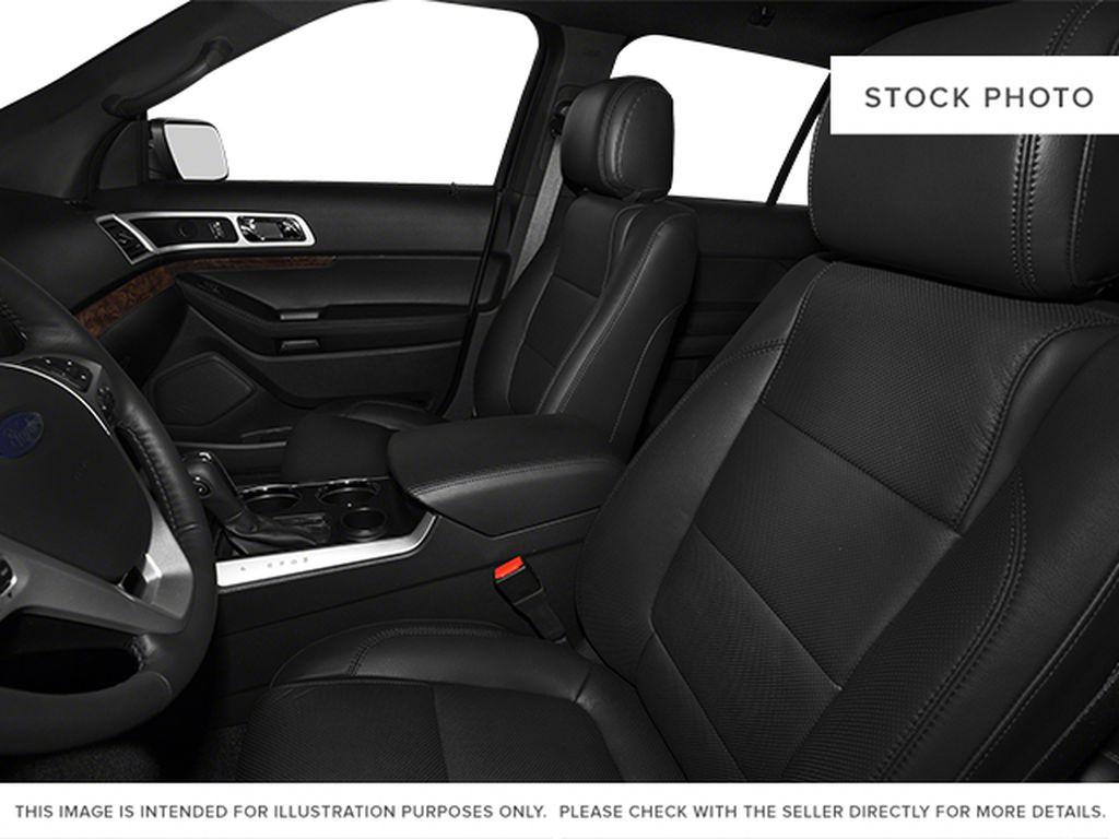 2013 Ford Explorer Left Front Interior Photo in Medicine Hat AB