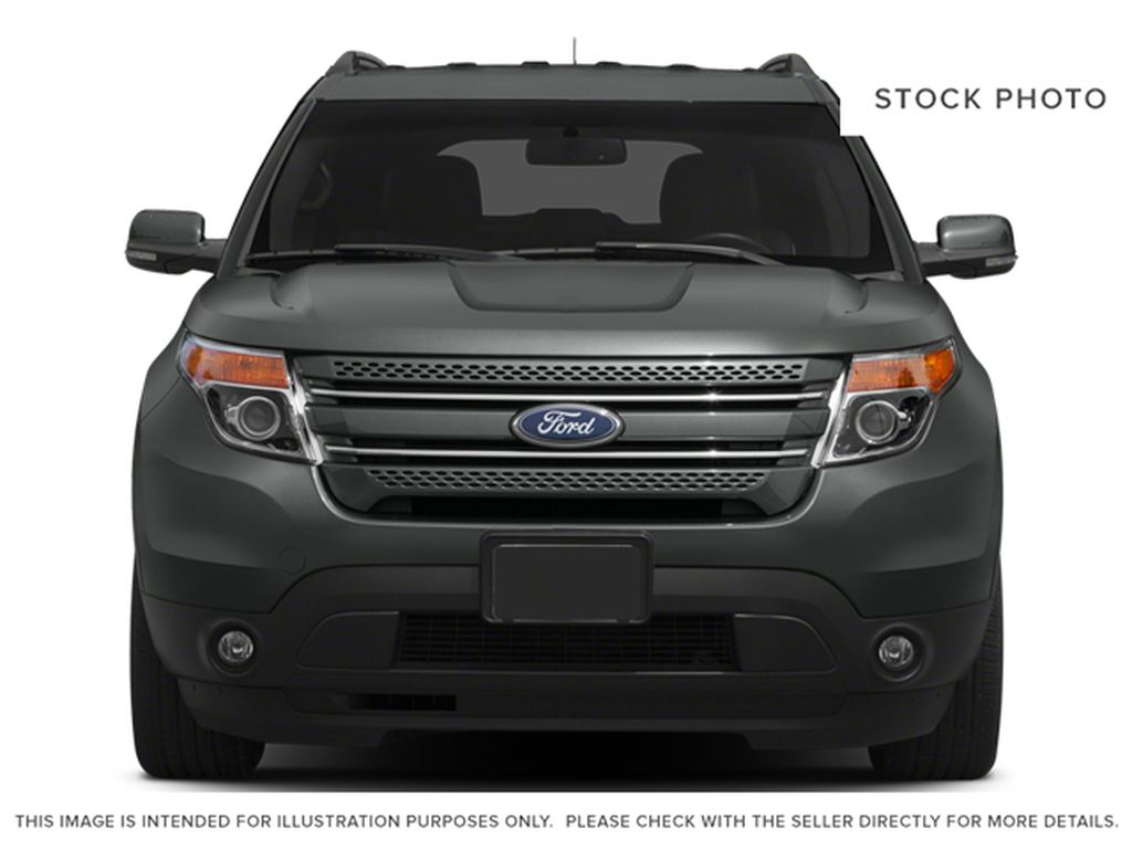 2013 Ford Explorer Front Vehicle Photo in Medicine Hat AB
