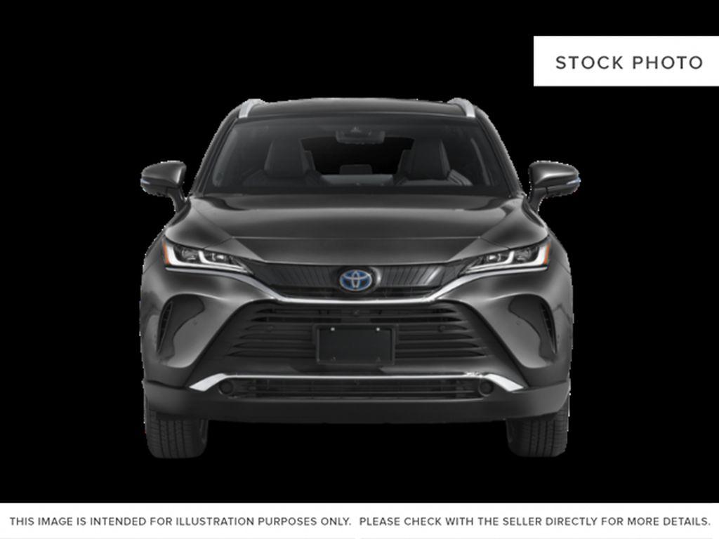White[Blizzard Pearl] 2021 Toyota Venza Left Front Corner Photo in Brockville ON