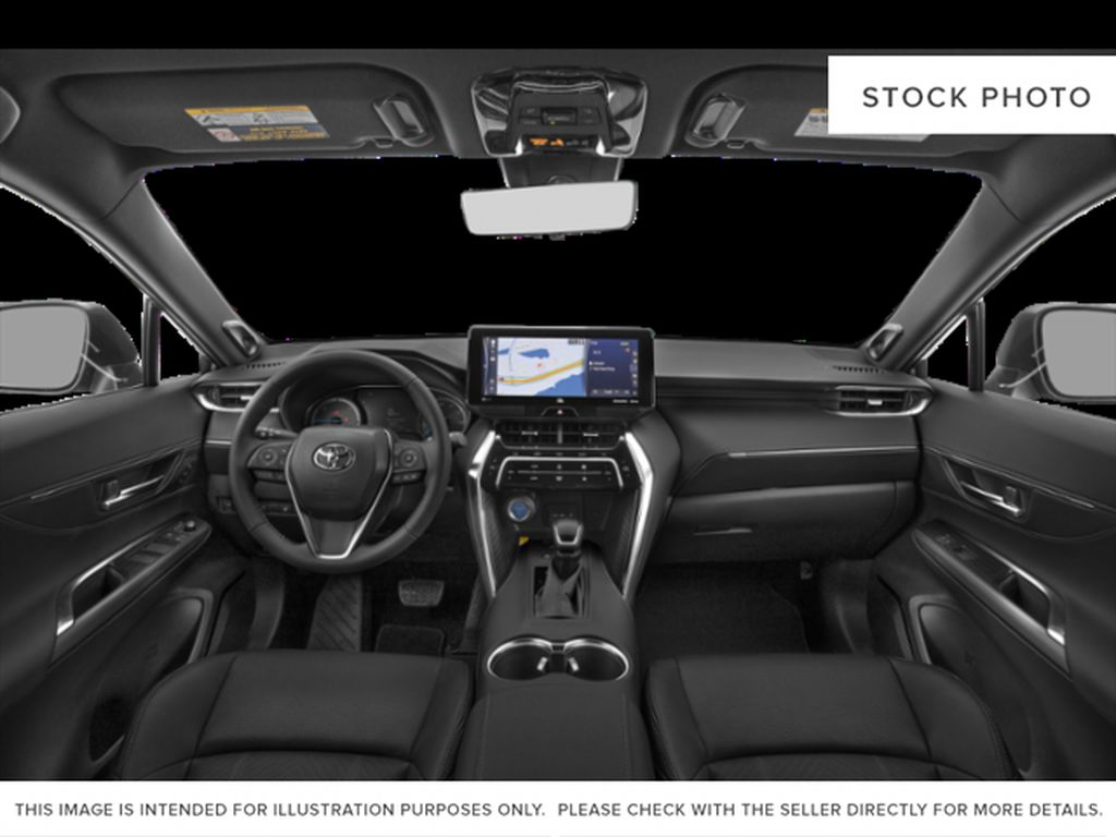 White[Blizzard Pearl] 2021 Toyota Venza Sunroof Photo in Brockville ON