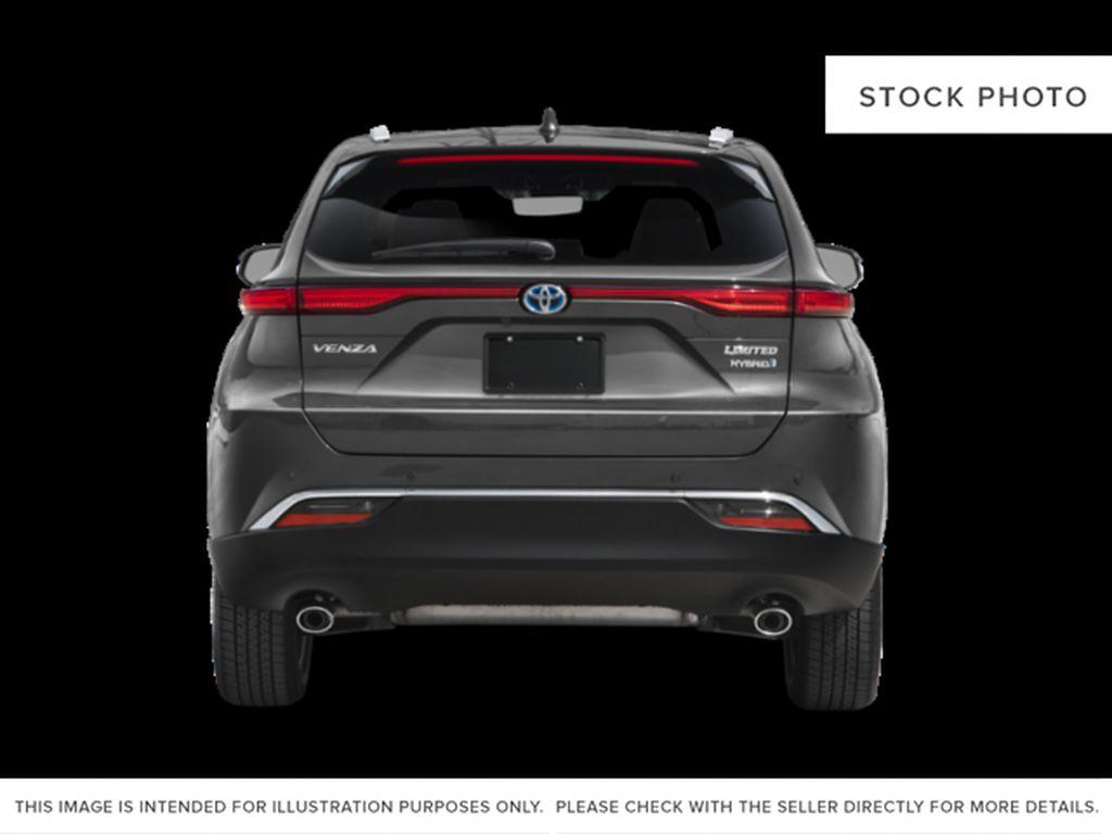 White[Blizzard Pearl] 2021 Toyota Venza Left Front Interior Door Panel Photo in Brockville ON