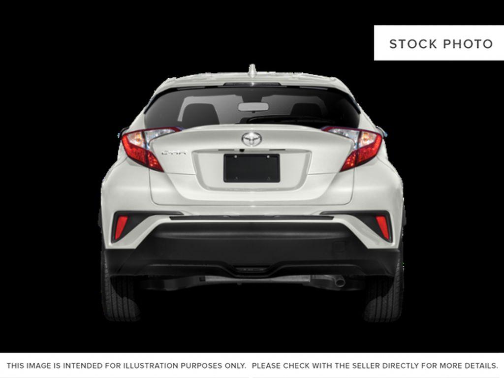Black[Black Sand Pearl] 2021 Toyota C-HR Left Front Interior Door Panel Photo in Brockville ON