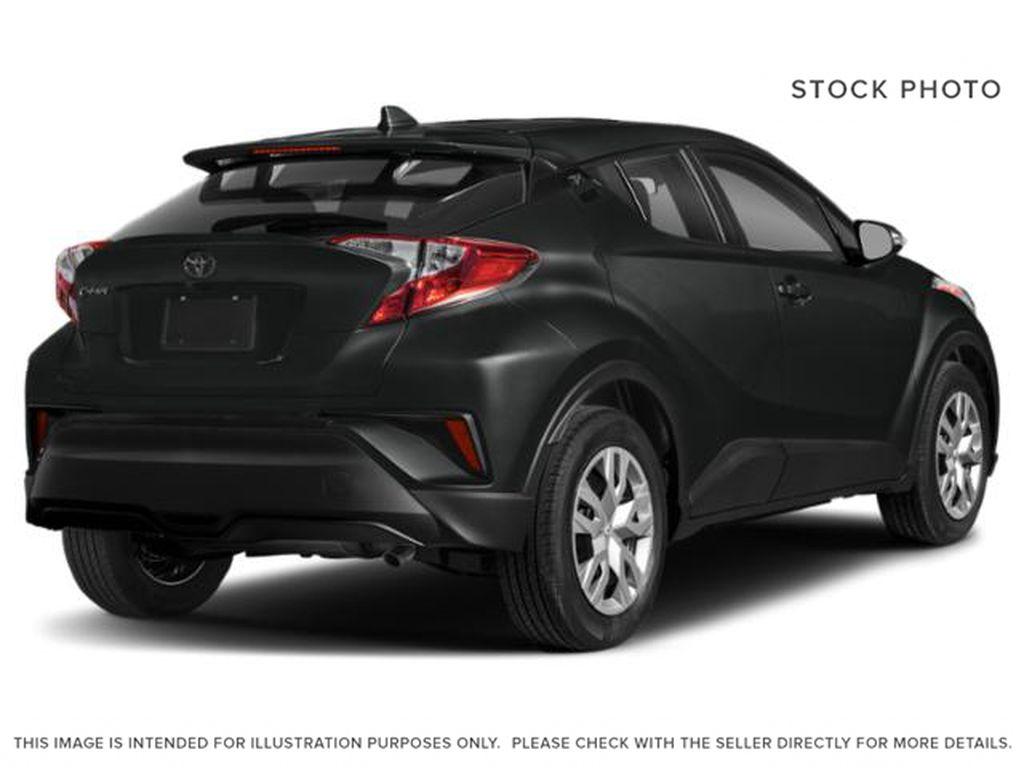 Black[Black Sand Pearl] 2021 Toyota C-HR  Driver's Side Door Controls Photo in Brockville ON