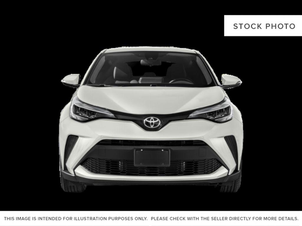 Black[Black Sand Pearl] 2021 Toyota C-HR Left Front Corner Photo in Brockville ON