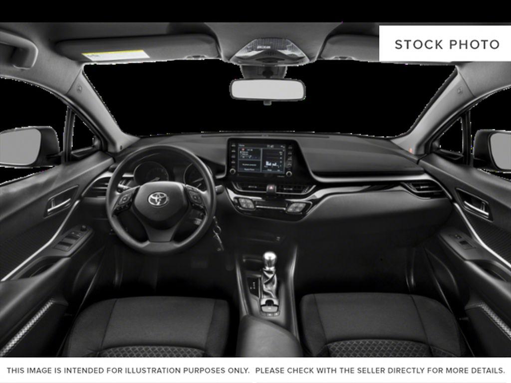 Black[Black Sand Pearl] 2021 Toyota C-HR Sunroof Photo in Brockville ON