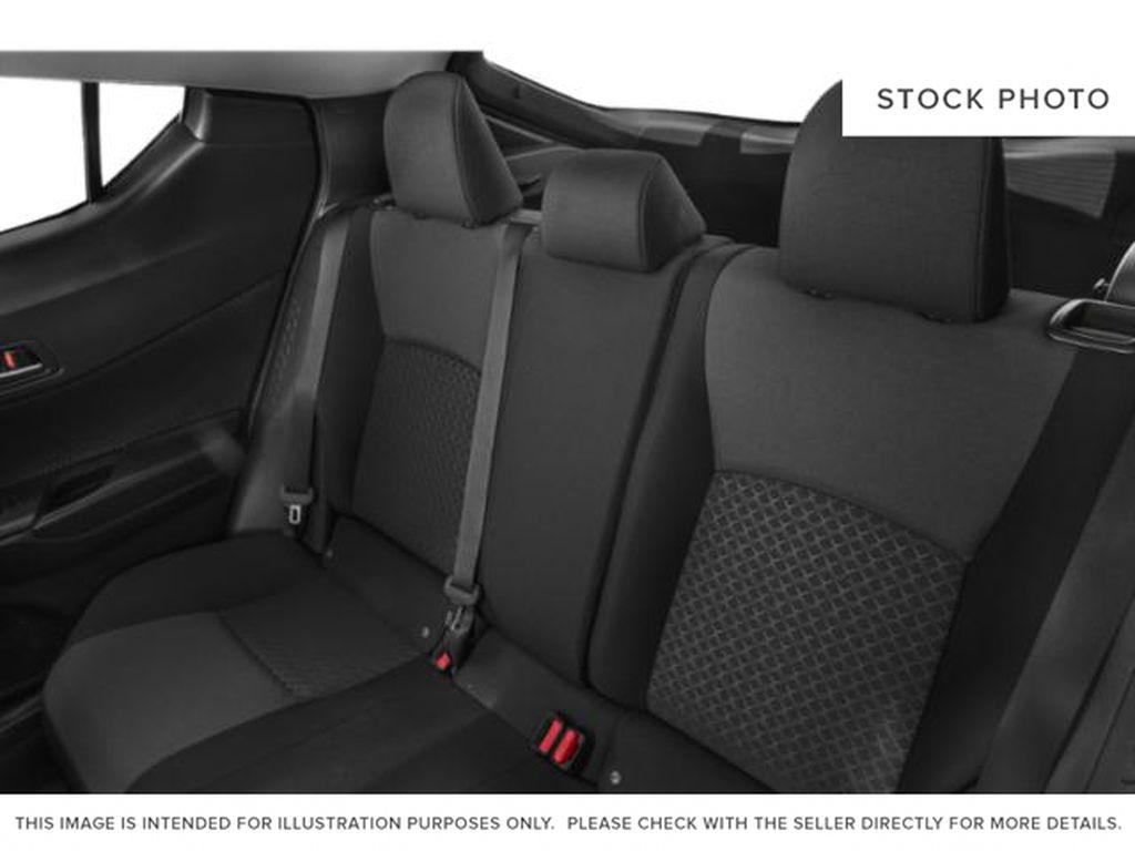 Black[Black Sand Pearl] 2021 Toyota C-HR Left Rear Corner Photo in Brockville ON