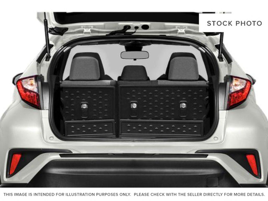 Black[Black Sand Pearl] 2021 Toyota C-HR LR Door Panel Ctls Photo in Brockville ON