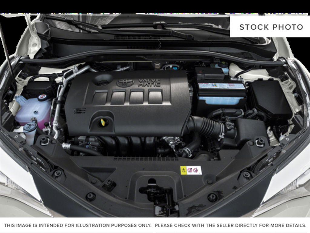 Black[Black Sand Pearl] 2021 Toyota C-HR Left Side Rear Seat  Photo in Brockville ON