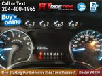 Blue[Blue Flame Metallic] 2012 Ford F-150 XLT XTR - SuperCrew, 3.5L EcoBoost Odometer Photo in Winnipeg MB