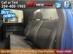 Blue[Blue Flame Metallic] 2012 Ford F-150 XLT XTR - SuperCrew, 3.5L EcoBoost Left Side Rear Seat  Photo in Winnipeg MB