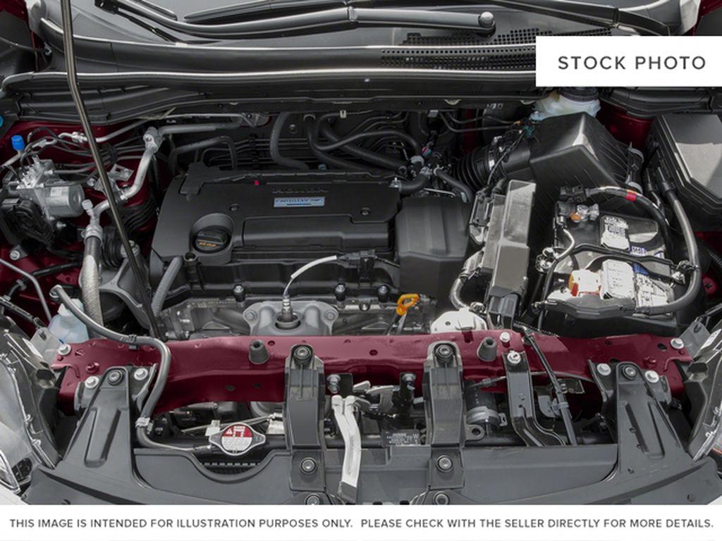 Silver[Alabaster Silver Metallic] 2016 Honda CR-V Engine Compartment Photo in Dartmouth NS