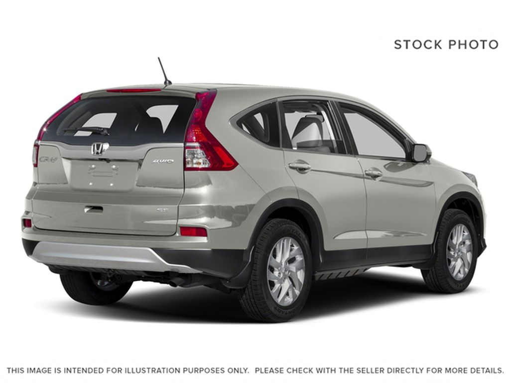 Silver[Alabaster Silver Metallic] 2016 Honda CR-V Right Rear Corner Photo in Dartmouth NS
