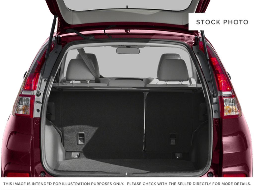 Silver[Alabaster Silver Metallic] 2016 Honda CR-V Trunk / Cargo Area Photo in Dartmouth NS