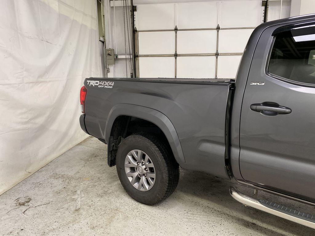 Gray[Cement Grey Metallic] 2019 Toyota Tacoma Right Rear Corner Photo in Dartmouth NS