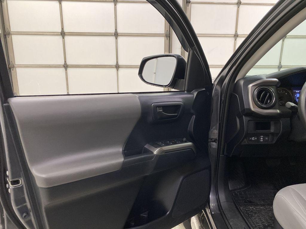 Gray[Cement Grey Metallic] 2019 Toyota Tacoma Left Front Interior Door Panel Photo in Dartmouth NS