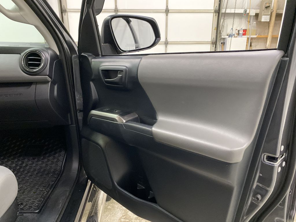 Gray[Cement Grey Metallic] 2019 Toyota Tacoma Right Front Interior Door Panel Photo in Dartmouth NS