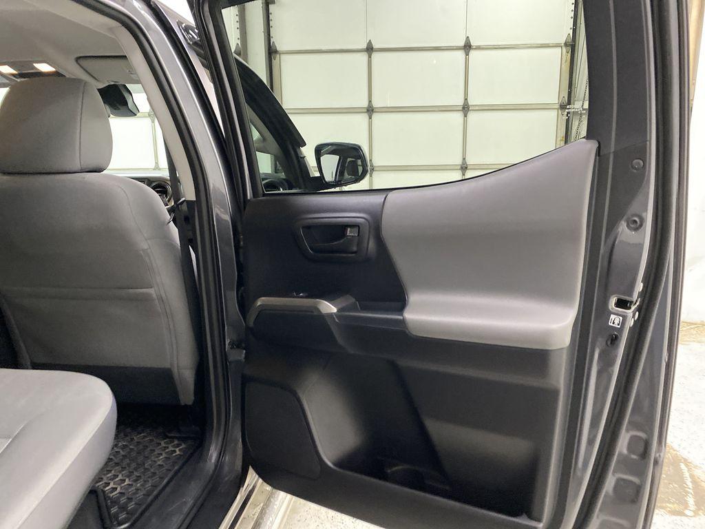 Gray[Cement Grey Metallic] 2019 Toyota Tacoma Right Rear Interior Door Panel Photo in Dartmouth NS