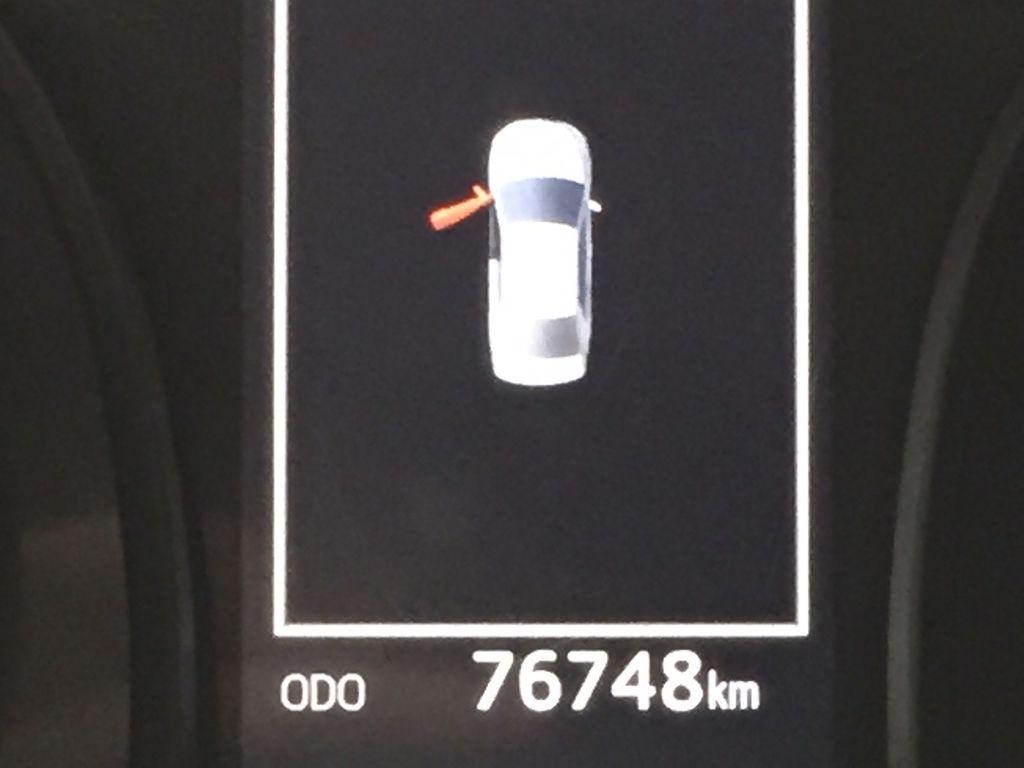 White[Super White] 2019 Toyota Camry SE Odometer Photo in Sherwood Park AB