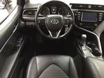 White[Super White] 2019 Toyota Camry SE Left Front Seat Photo in Sherwood Park AB
