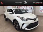 White[Blizzard Pearl] 2021 Toyota C-HR XLE Premium Primary Photo in Sherwood Park AB