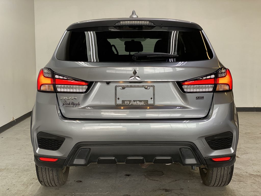 GRAY 2020 Mitsubishi RVR SE - Hail Sale!! Priced To Sell!! Rear of Vehicle Photo in Edmonton AB
