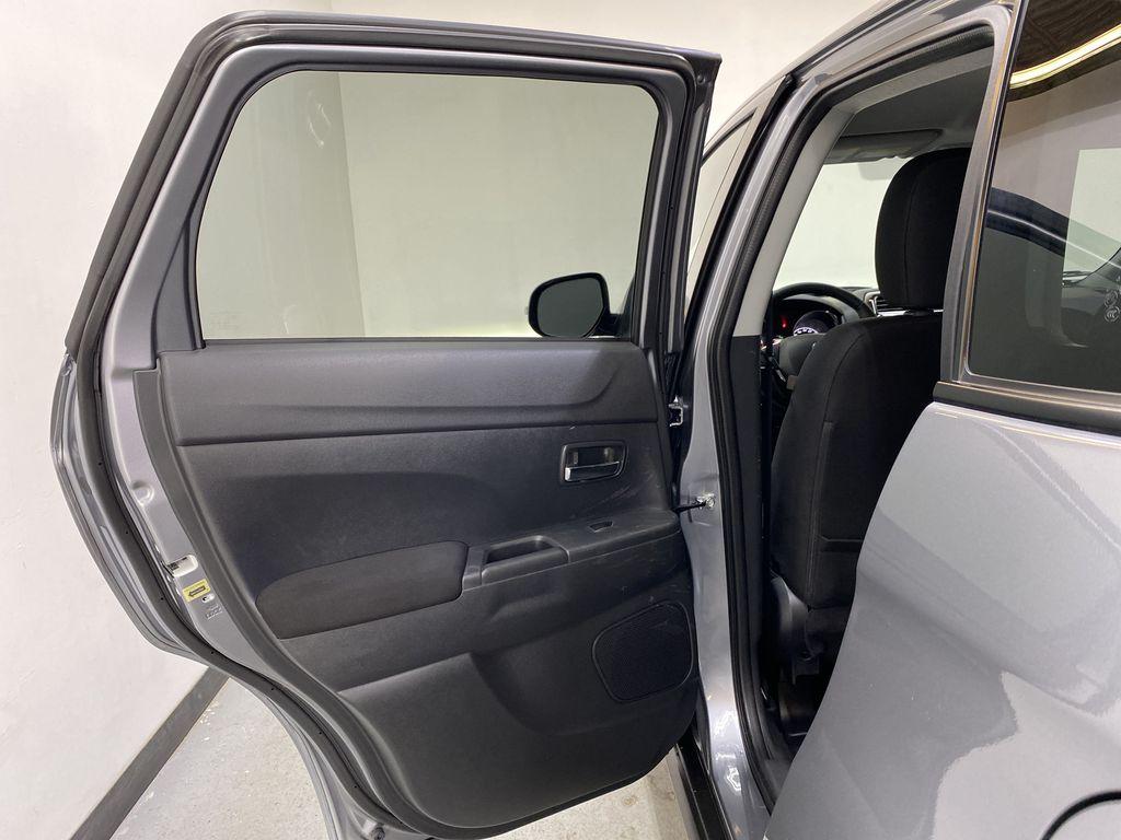 GRAY 2020 Mitsubishi RVR SE - Hail Sale!! Priced To Sell!! Left Rear Interior Door Panel Photo in Edmonton AB