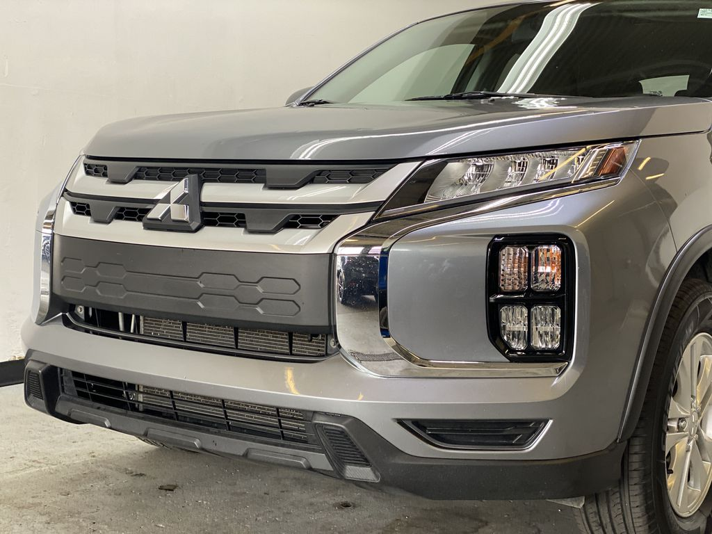 GRAY 2020 Mitsubishi RVR SE - Hail Sale!! Priced To Sell!! Left Front Head Light / Bumper and Grill in Edmonton AB
