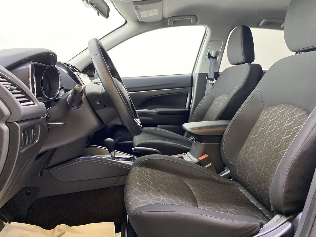 GRAY 2020 Mitsubishi RVR SE - Hail Sale!! Priced To Sell!! Left Front Interior Photo in Edmonton AB