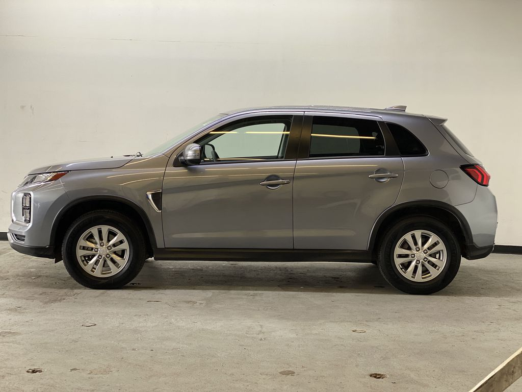 GRAY 2020 Mitsubishi RVR SE - Hail Sale!! Priced To Sell!! Left Side Photo in Edmonton AB