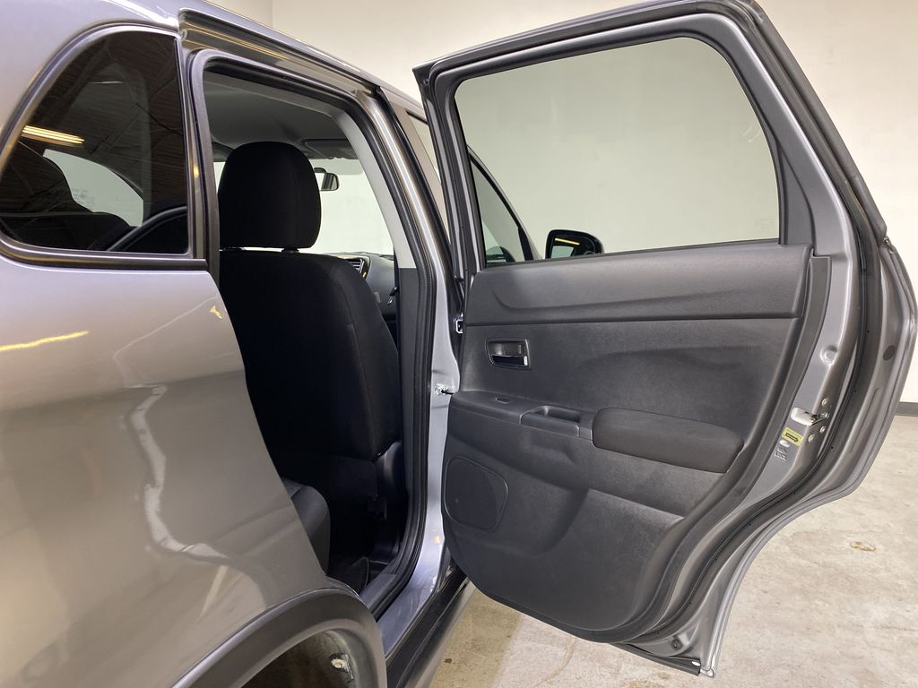 GRAY 2020 Mitsubishi RVR SE - Hail Sale!! Priced To Sell!! Right Rear Interior Door Panel Photo in Edmonton AB