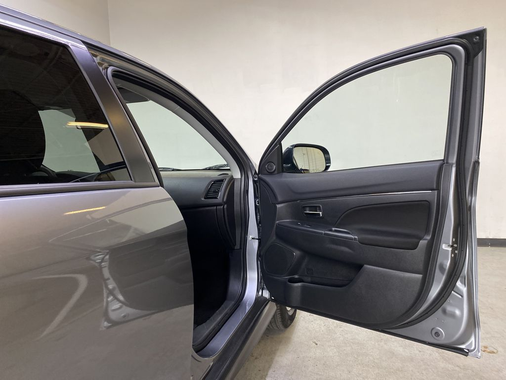 GRAY 2020 Mitsubishi RVR SE - Hail Sale!! Priced To Sell!! Right Front Interior Door Panel Photo in Edmonton AB