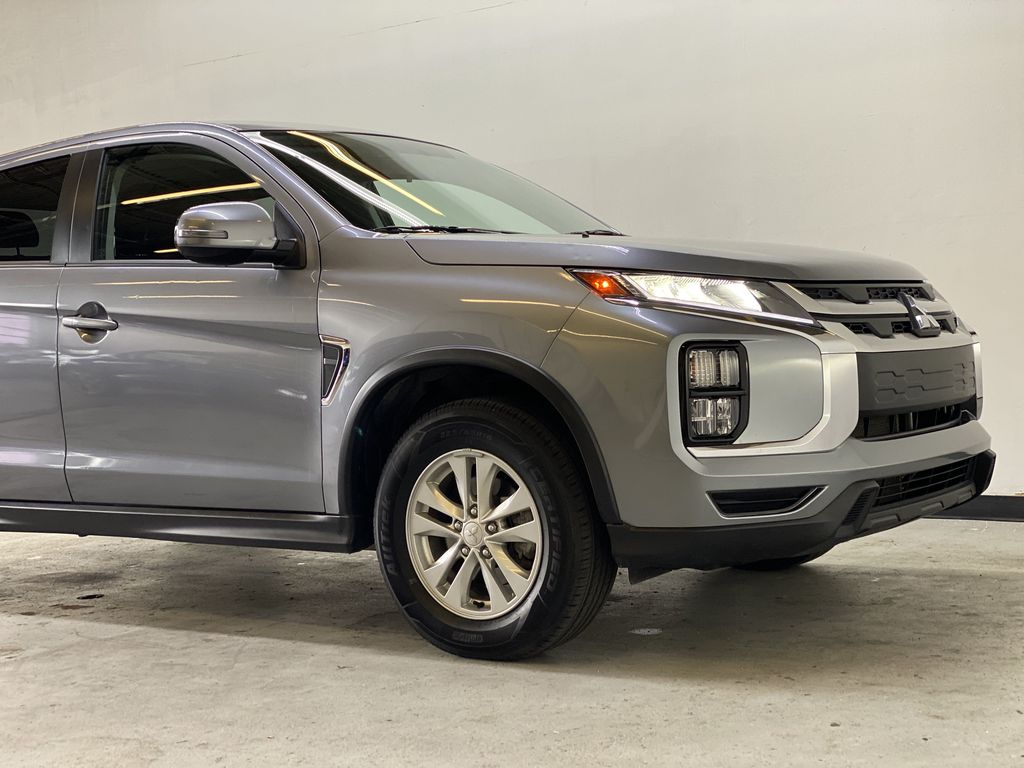 GRAY 2020 Mitsubishi RVR SE - Hail Sale!! Priced To Sell!! Right Front Corner Photo in Edmonton AB
