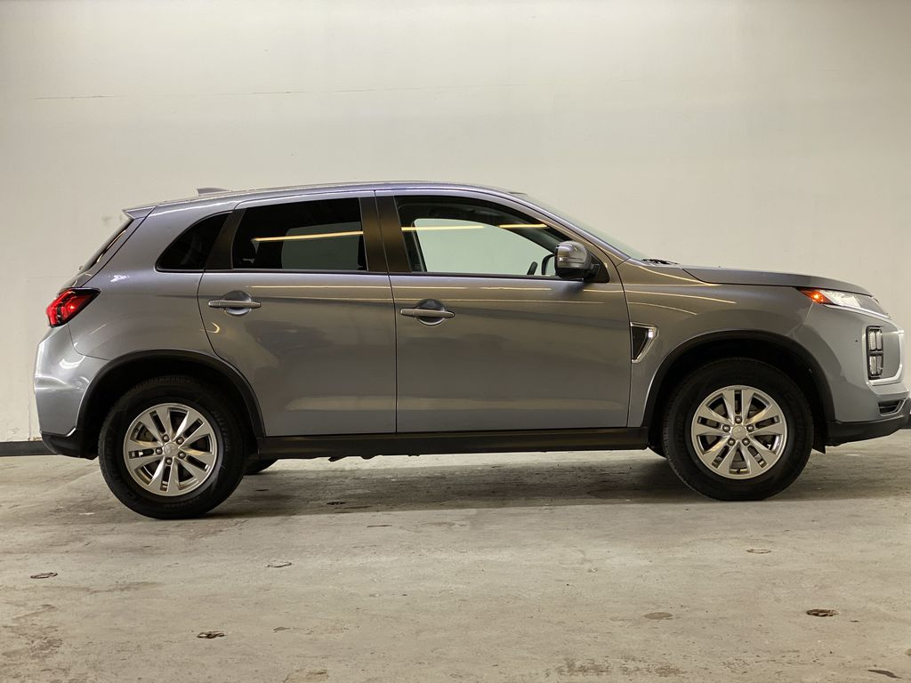 GRAY 2020 Mitsubishi RVR SE - Hail Sale!! Priced To Sell!! Right Side Photo in Edmonton AB