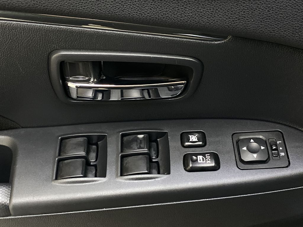 GRAY 2020 Mitsubishi RVR SE - Hail Sale!! Priced To Sell!!  Driver's Side Door Controls Photo in Edmonton AB