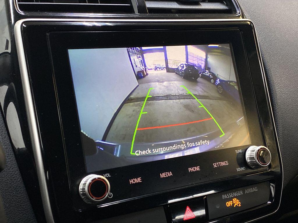 GRAY 2020 Mitsubishi RVR SE - Hail Sale!! Priced To Sell!! Backup Camera Closeup Photo in Edmonton AB