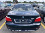 Black[Black Sapphire Metallic] 2010 BMW 5 Series clean Left Front Interior Door Panel Photo in Brampton ON