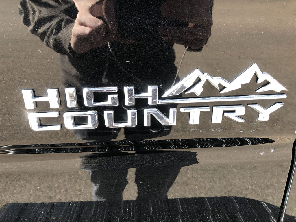 Black[Black] 2019 Chevrolet Silverado 1500 Trim Specific Photo in Edmonton AB