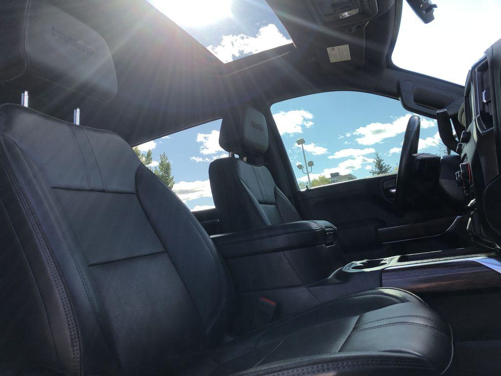 Black[Black] 2019 Chevrolet Silverado 1500 Right Side Front Seat  Photo in Edmonton AB