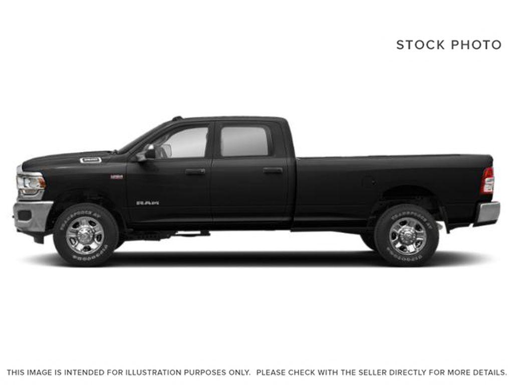 Black[Black] 2021 Ram 3500 Left Side Photo in Fort Macleod AB