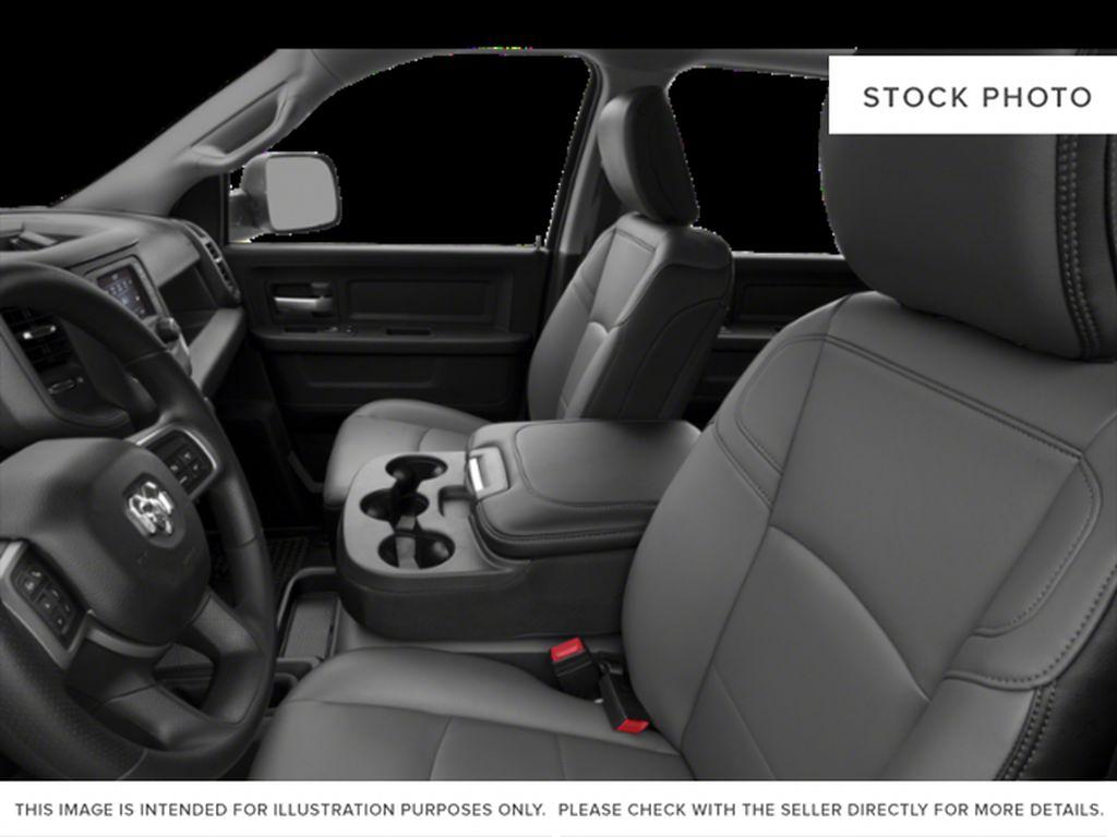 Black[Black] 2021 Ram 3500 Left Front Interior Photo in Fort Macleod AB